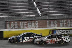 #32: Corey LaJoie, Go FAS Racing, Ford Mustang Trump 2020 #41: Cole Custer, Stewart-Haas Racing, Ford Mustang HaasTooling.com