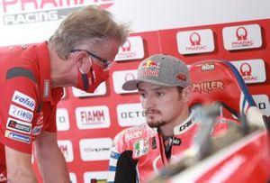 Paolo Ciabatti, Jack Miller, Pramac Racing