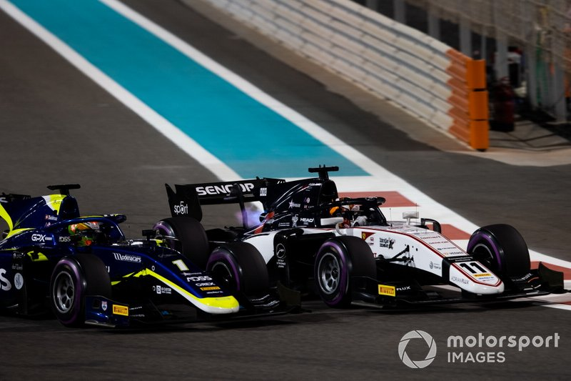 Callum Ilott, Sauber Junior Team by Charouz y Louis Deletraz, Carlin