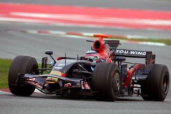 Takuma Sato, Scuderia Toro Rosso STR03