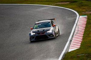 Даниэль Хаглёф, PWR Racing, CUPRA León TCR