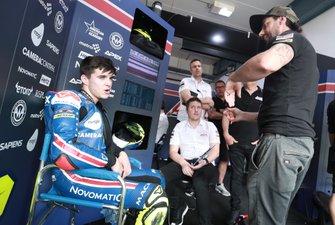 Marco Ramirez, American Racing, John Hopkins