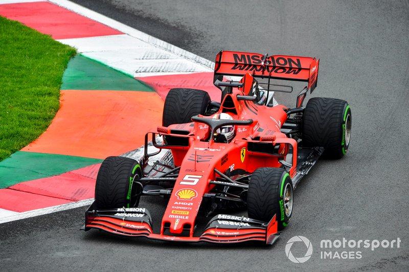 2 - Sebastian Vettel