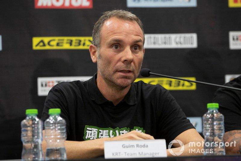 Guim Roda, Kawasaki Racing