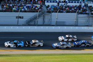 Ryan Newman, Roush Fenway Racing, Ford Mustang Koch Industries, Aric Almirola, Stewart-Haas Racing, Ford Mustang Smithfield