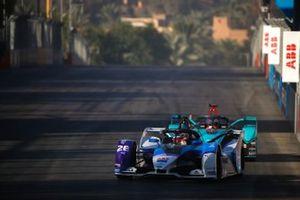 Maximilian Gunther, BMW I Andretti Motorsports, BMW iFE.20 Mitch Evans, Jaguar Racing, Jaguar I-Type 4