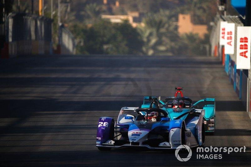 11º Maximilian Gunther, BMW I Andretti Motorsports (sanción de 24 segundos)