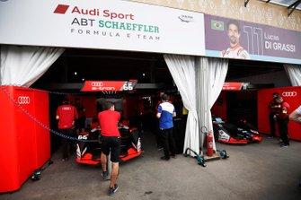 Audi Sport ABT Schaeffler garages