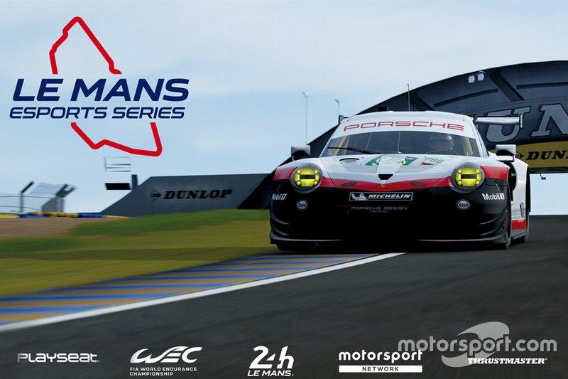 Le Mans Esports presentation
