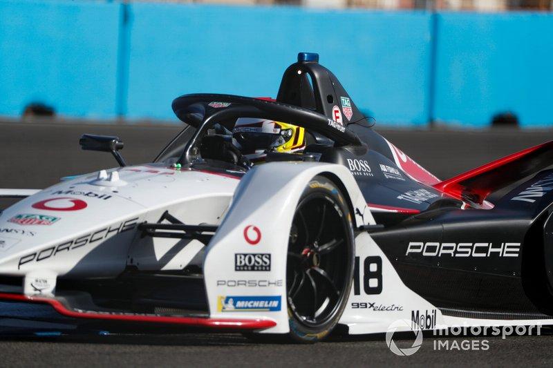 Thomas Preining, Tag Heuer Porsche, Porsche 99x Electric