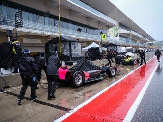 Alex Palou, Dale Coyne Racing with Team Goh Honda, Santino Ferrucci, Dale Coyne Racing with Vasser Sullivan