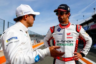 Felipe Massa, Venturi Formula E, EQ Silver Arrow 01, Lucas Di Grassi, Audi Sport ABT Schaeffler