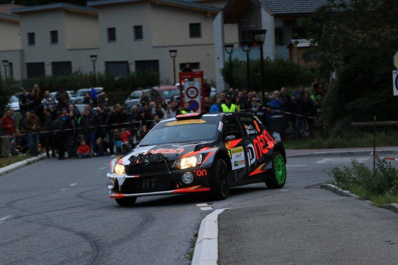 Olivier Burri, Fabrice Gordon, Skoda Fabia R5, DMax Swiss