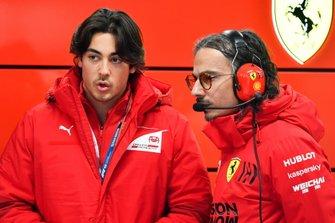 Антонио Фуоко, Ferrari Driver Academy