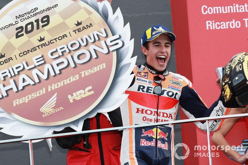 MotoGP, pilotos: Marc Márquez