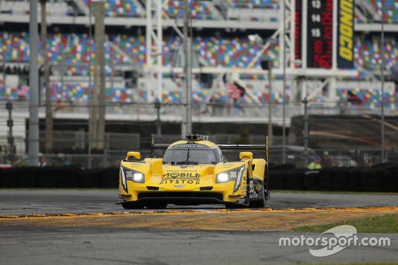 #85 JDC-Miller Motorsports Cadillac DPi: Matheus Leist, Chris Miller, Tristan Vautier, Juan Piedrahita