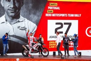 #27 Hero Motosports Team Rally: Joaquim Rodrigues