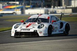 #911 Porsche GT Team Porsche 911 RSR - 19, GTLM: Matt Campbell, Nick Tandy, Frederic Makowiecki