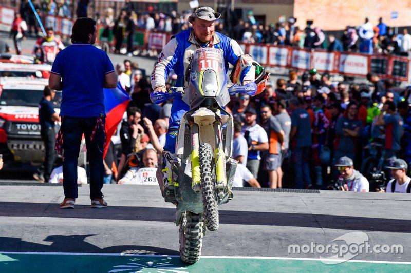 #110 KTM: Alberto Bertoldi