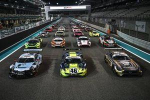 Cars group photo lineup