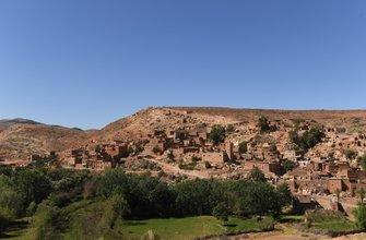 Marrakesh Atlas-gebergte