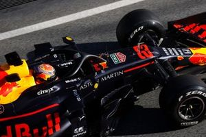 Александр Элбон, Red Bull Racing RB16