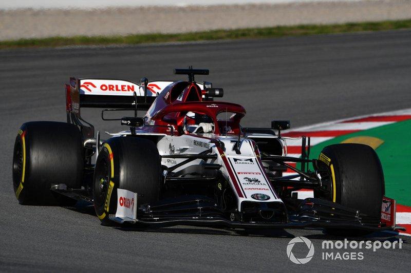 2. Kimi Raïkkonen – 312 arranques
