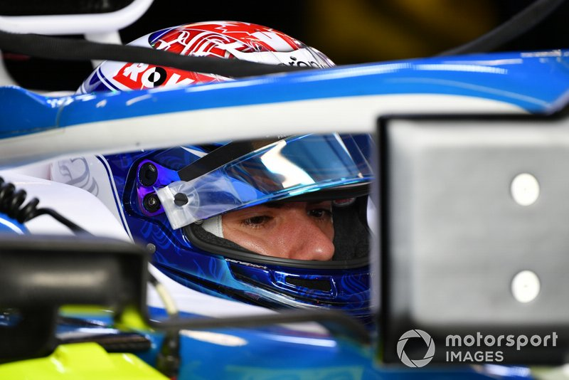 Nicholas Latifi, Williams Racing