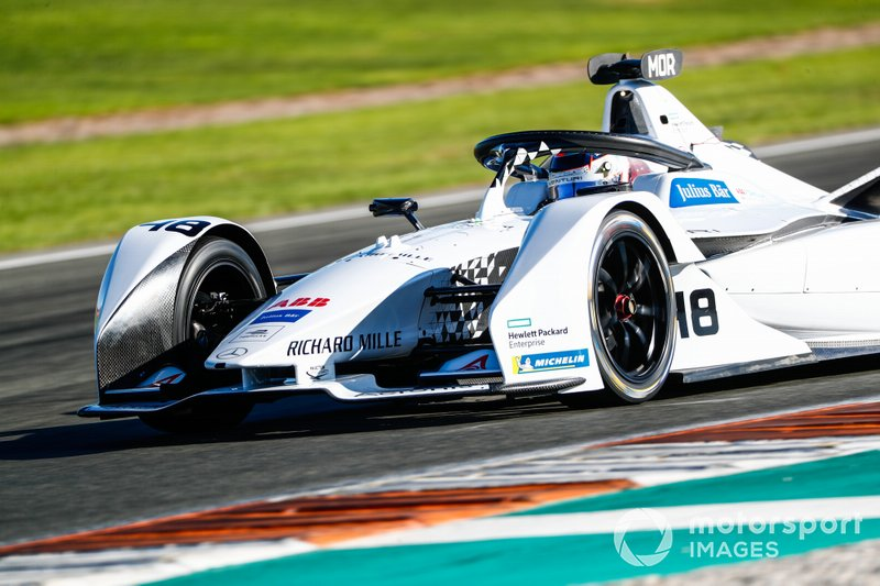 Edoardo Mortara Venturi, EQ Silver Arrow 01