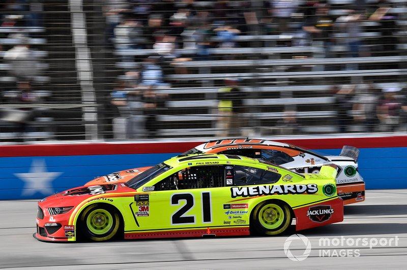 Paul Menard, Wood Brothers Racing, Ford Mustang Menards / Jack Links