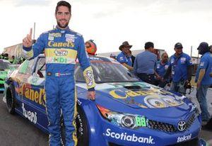 Ganador de la Pole Rubén García Jr, Canel's-HDI Seguros Toyota