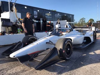Rinus van Kalmthout, Ed Carpenter Racing