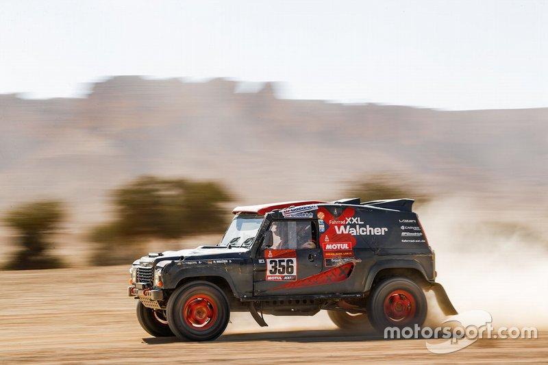 #356 Walcher Racing-Team / Dave Marsh Racing QT: Markus Walcher, Tobias Henschel