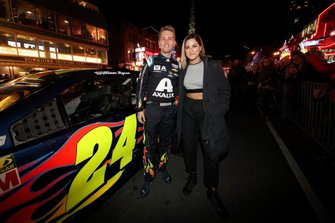 William Byron and Casssadee Pope