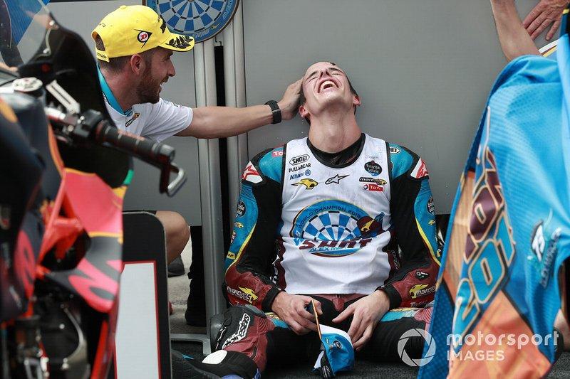 Il campione Alex Marquez, Marc VDS Racing