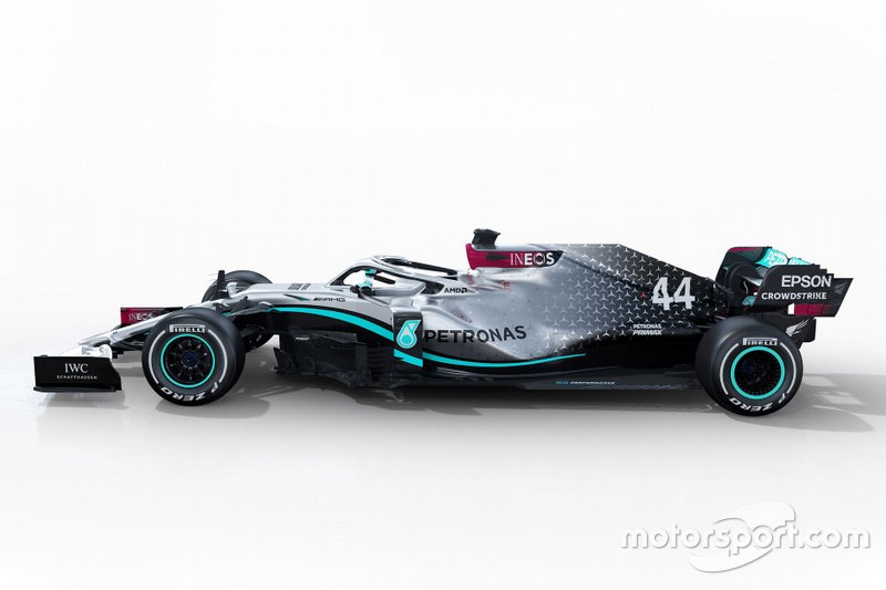 2020 : Mercedes W11 EQ Performance