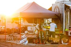 Иван Якеш, Jakes Dakar Team, KTM 450 Rally Replica (№23)