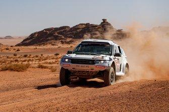 Жером Рено и Макс Дельфино, Team SSP, Rover RR 200 (№349)
