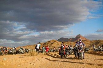Пол Спирингс, HT Rally Raid Husqvarna Racing, Husqvarna FR 450 Rally (№37)