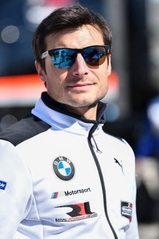 #25 BMW Team RLL BMW M8 GTE, GTLM: Bruno Spengler