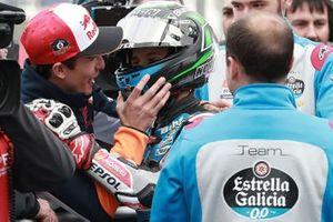 Marc Marquez, Repsol Honda Team, Sergio Garcia, Estrella Galicia 0,0