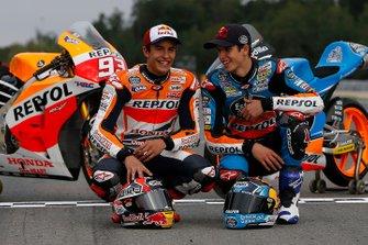 Alex Márquez, Repsol Honda Team, Marc Márquez, Repsol Honda Team