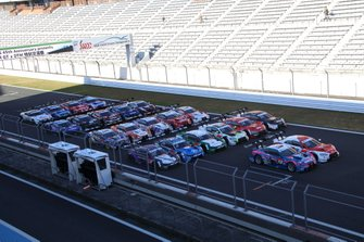 SuperGT and DTM group photo