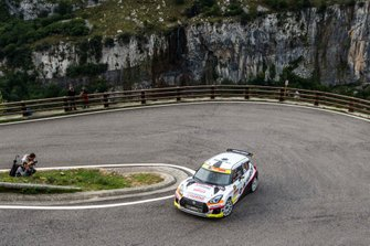 Joan Vinyes - Jordi Mercader (Suzuki )Swift Sport R+ N5)