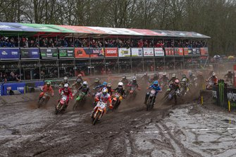Start van de MX2-race