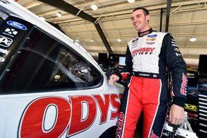 Austin Cindric, Team Penske, Ford Mustang Odyssey Battery