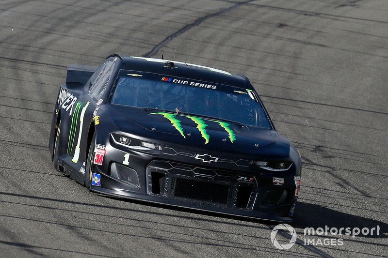 3. Kurt Busch, Chip Ganassi Racing, Chevrolet Camaro