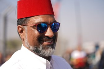 Dilbagh Gill, CEO, Director Mahindra Racing