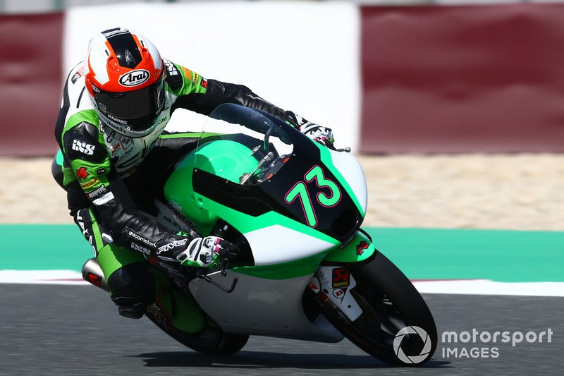 #73 Maximilian Kofler, CIP Green Power