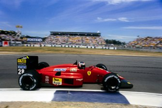 Gerhard Berger, Ferrari F1/87